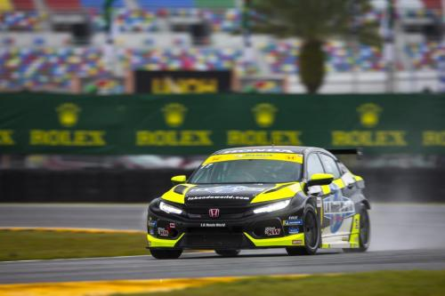 2020 IMSA Michelin Pilot Challenge - Round 1 - Daytona