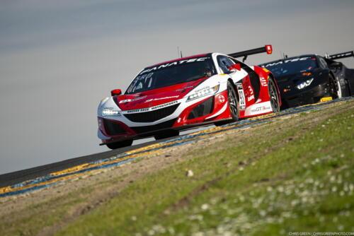 2021 Fanatec GT World Challenge America - Round 1 - Sonoma