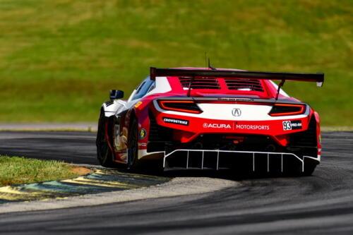 2021 Fanatec GT World Challenge America - Round 3 -VIR