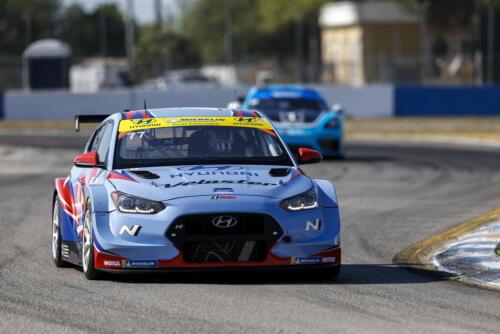 2021 IMSA Michelin Pilot Challenge – Round 2- Sebring